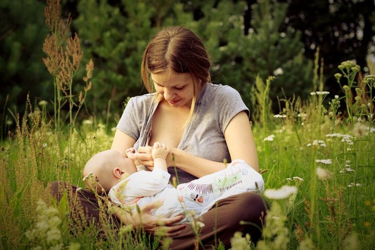 The Effects of Smoking Weed While Breastfeeding
