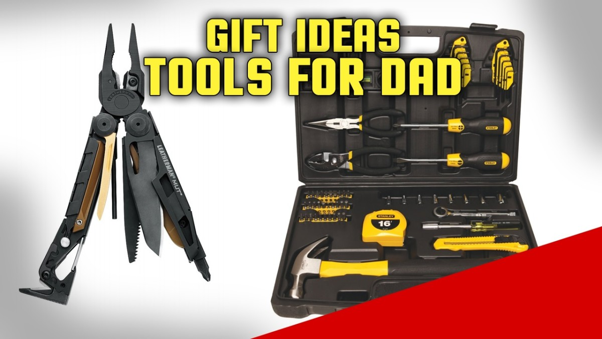 10 Good Christmas Tool Gift Ideas for Dad