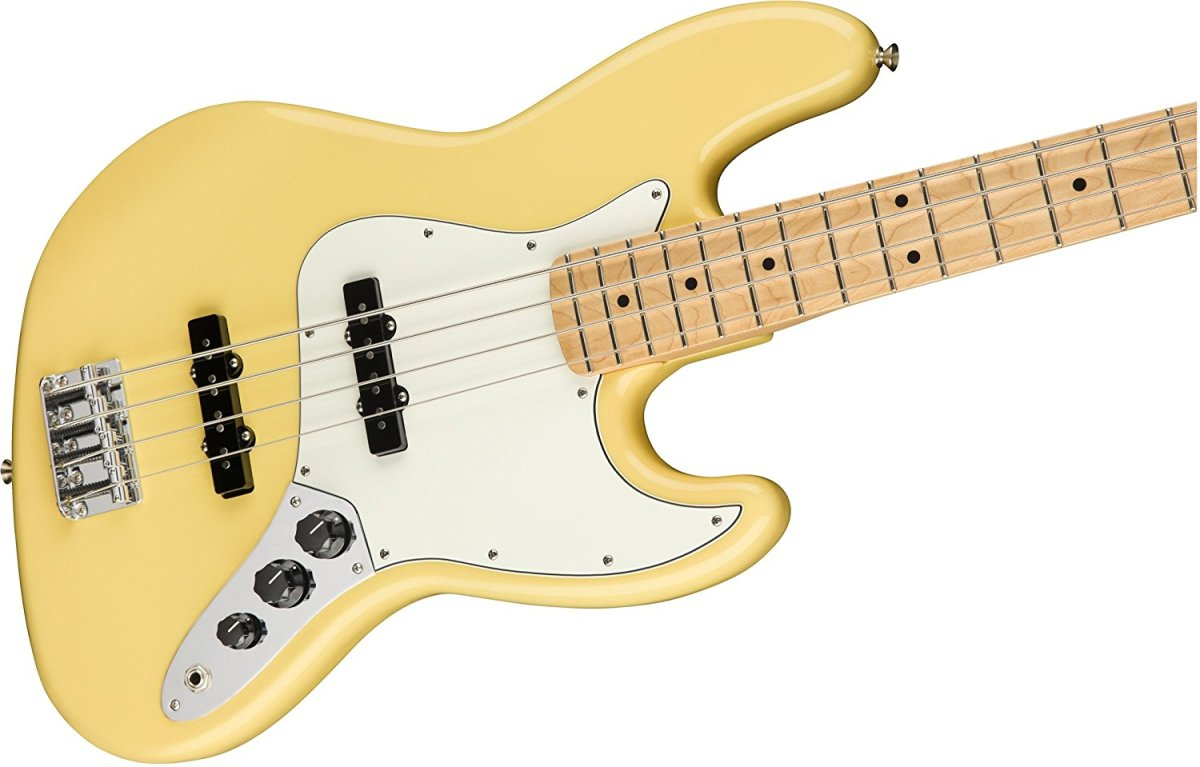 The Fender Player Jazz Bass is one of the best bass guitars under $1000