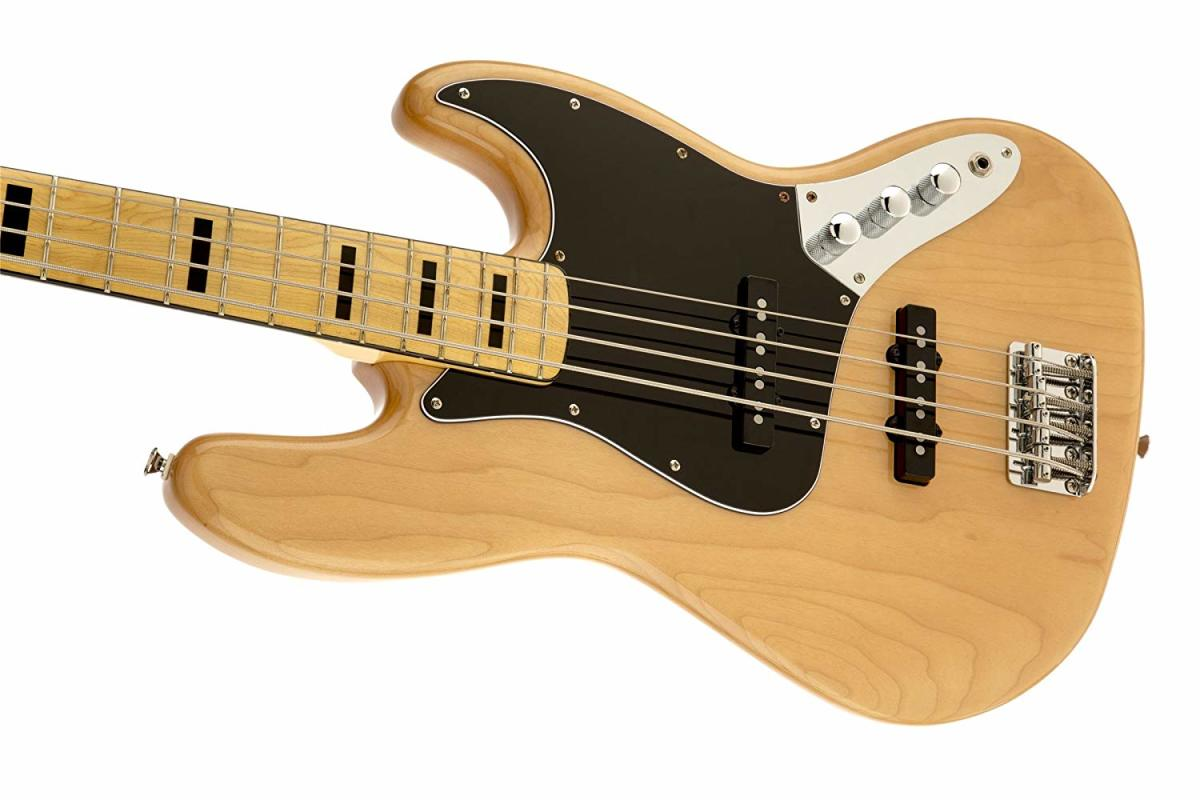 Squier Vintage Modified Jazz Bass '70s Review