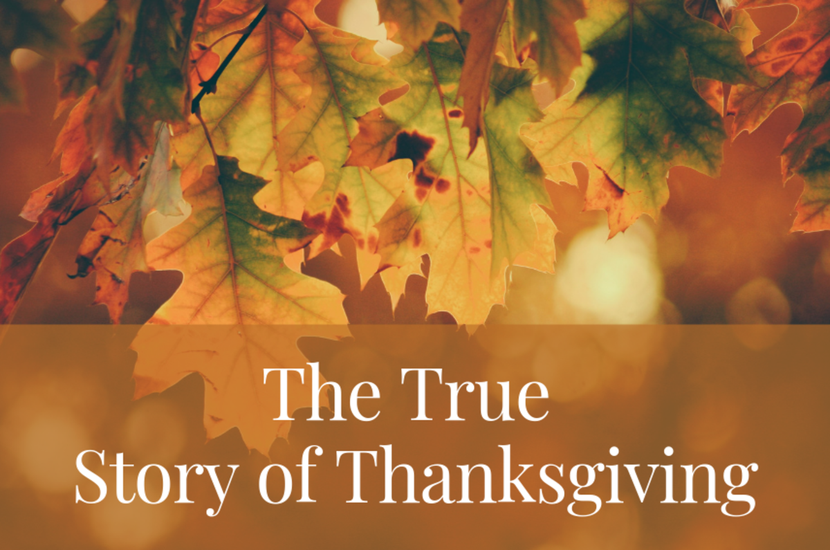 Read on to learn the incredible true story of Thanksgiving.