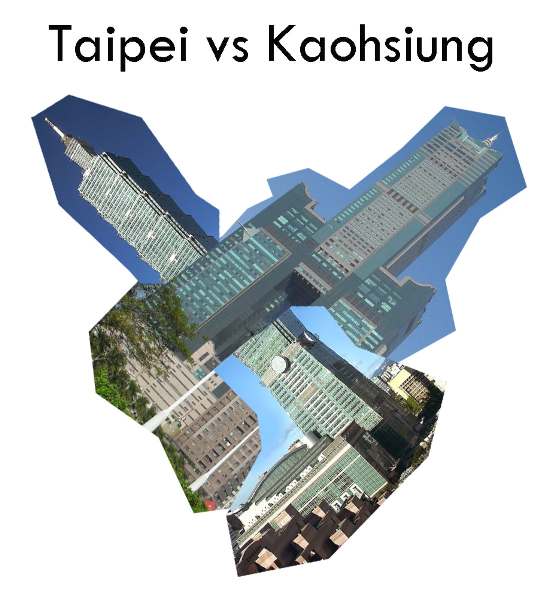 Taipei vs. Kaohsiung