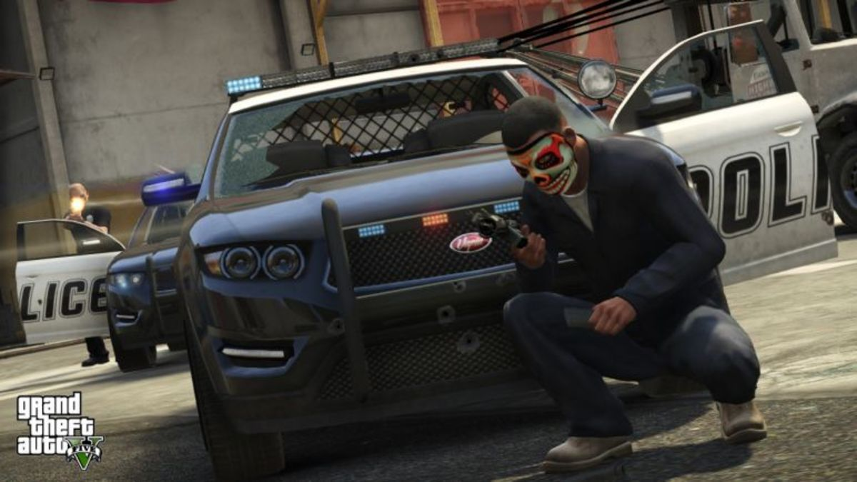 "Why ""Grand Theft Auto V"" Is the Biggest Disappointment in Video Game History"