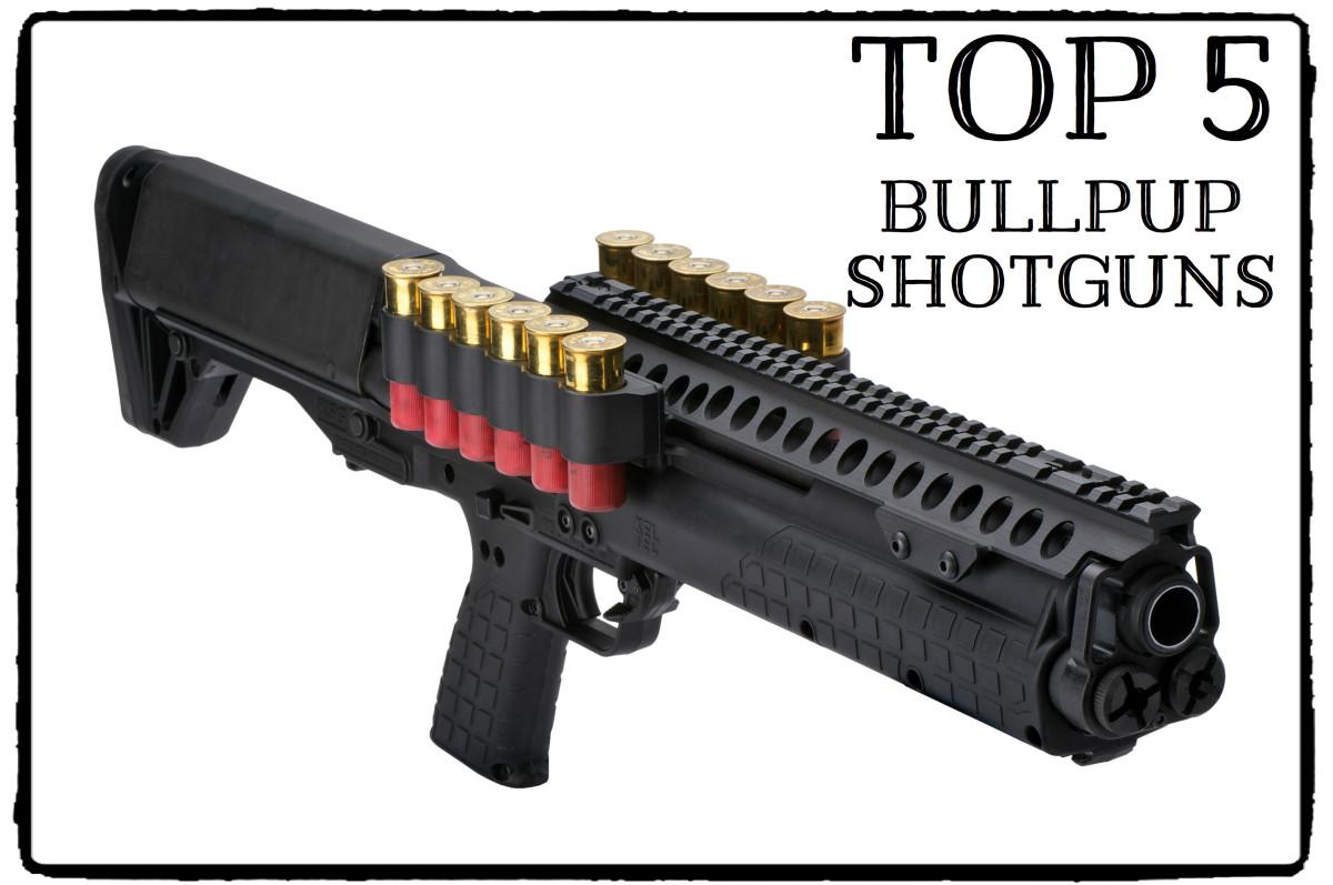 Top 5 Bullpup Shotguns