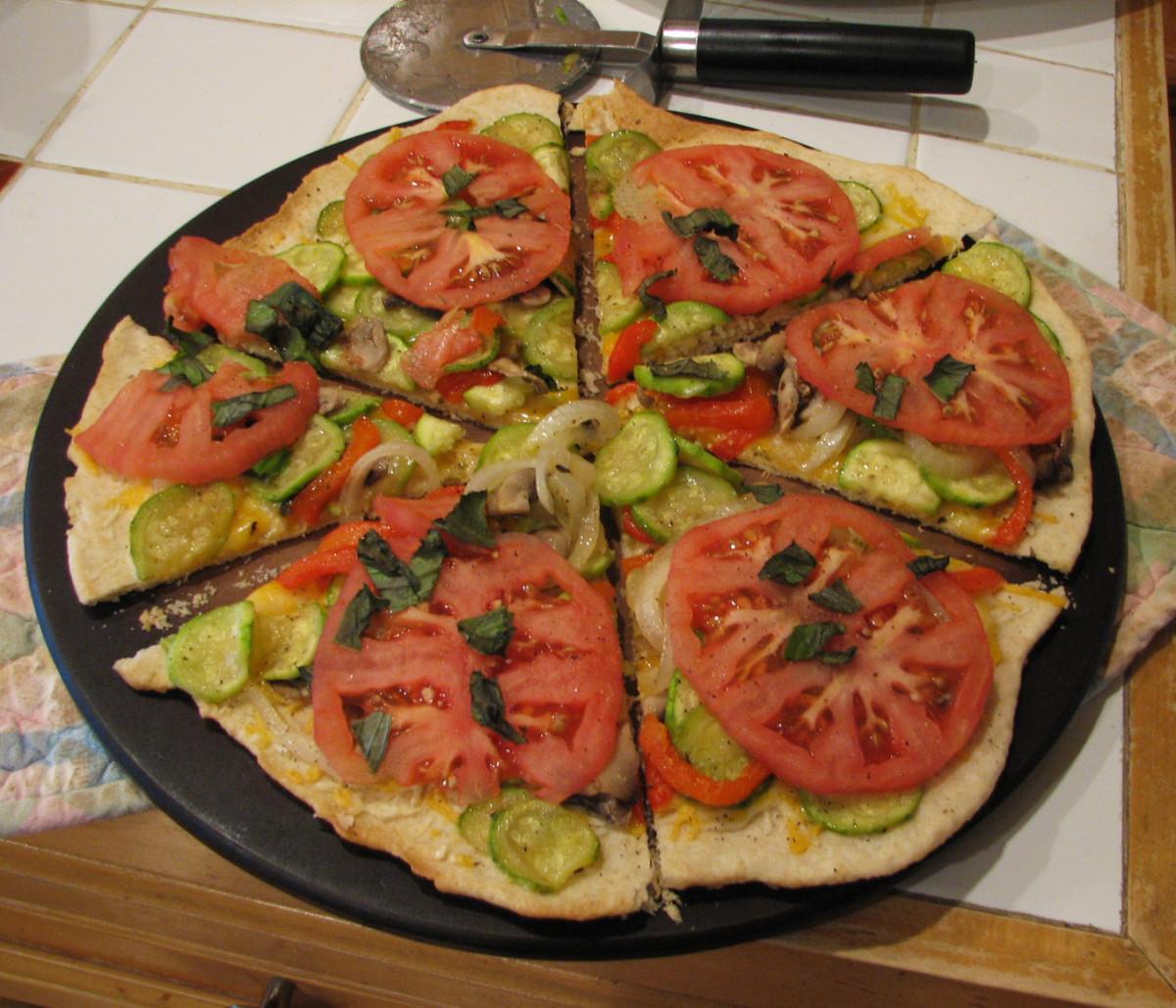 Wonderfully Scrumptious Flatbread Recipe (Plus Topping Ideas)