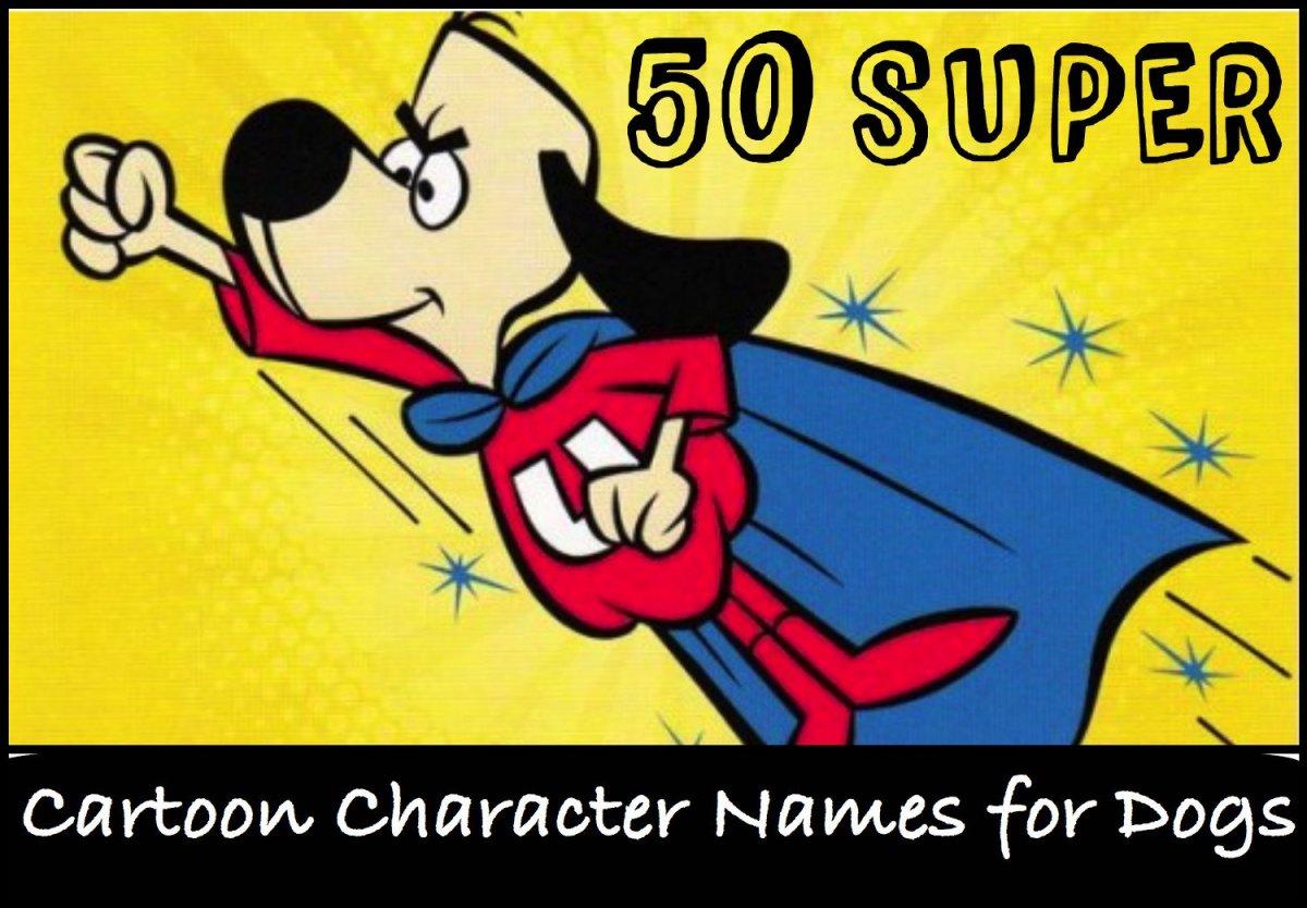 Famous Cartoon Character Dog Names