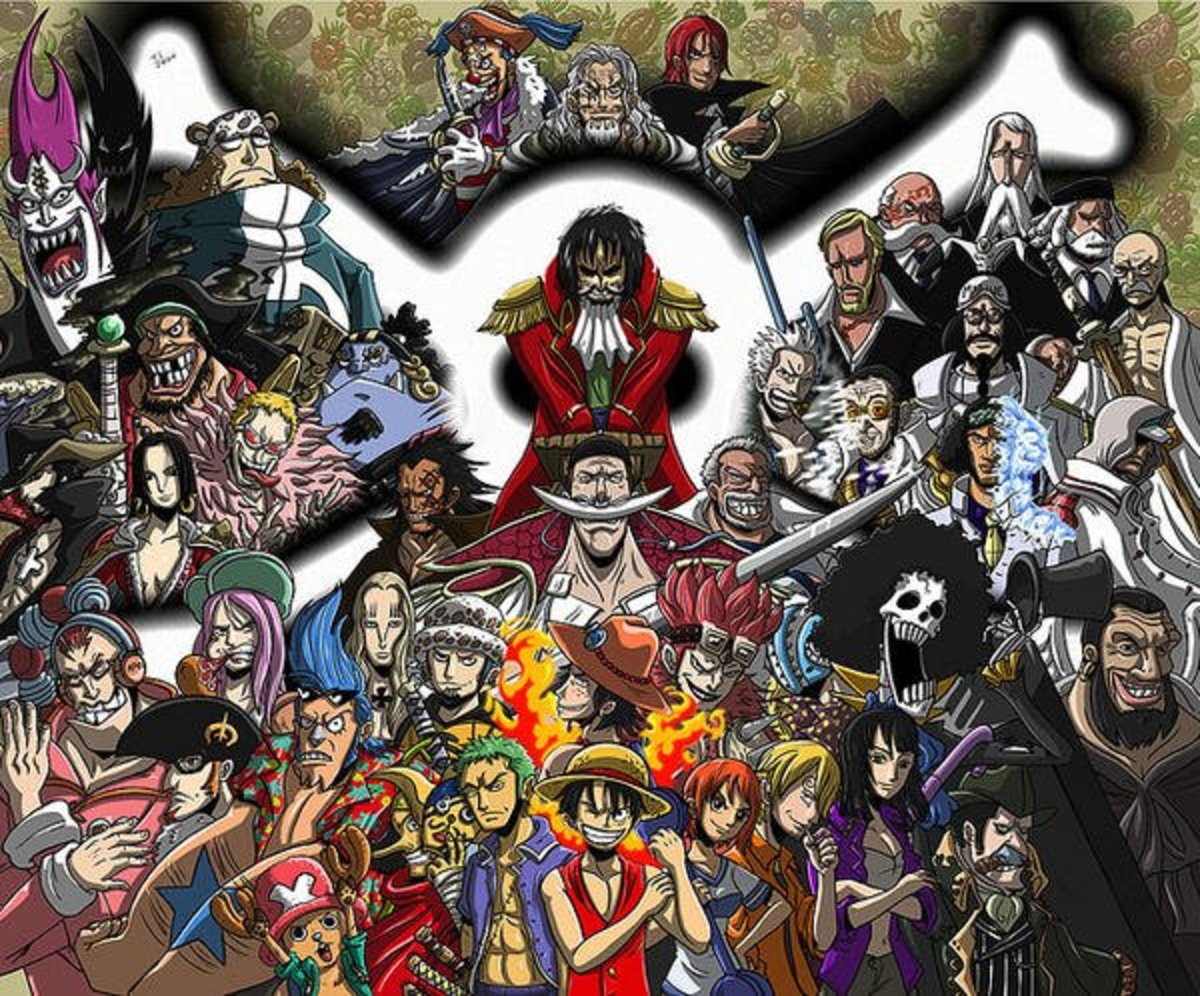 "When Will ""One Piece"" End?"