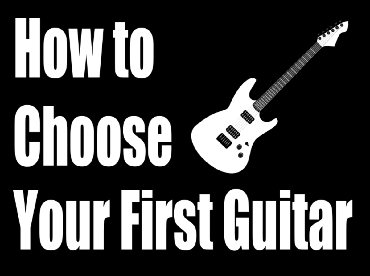 Get advice on picking out the perfect starter guitar!