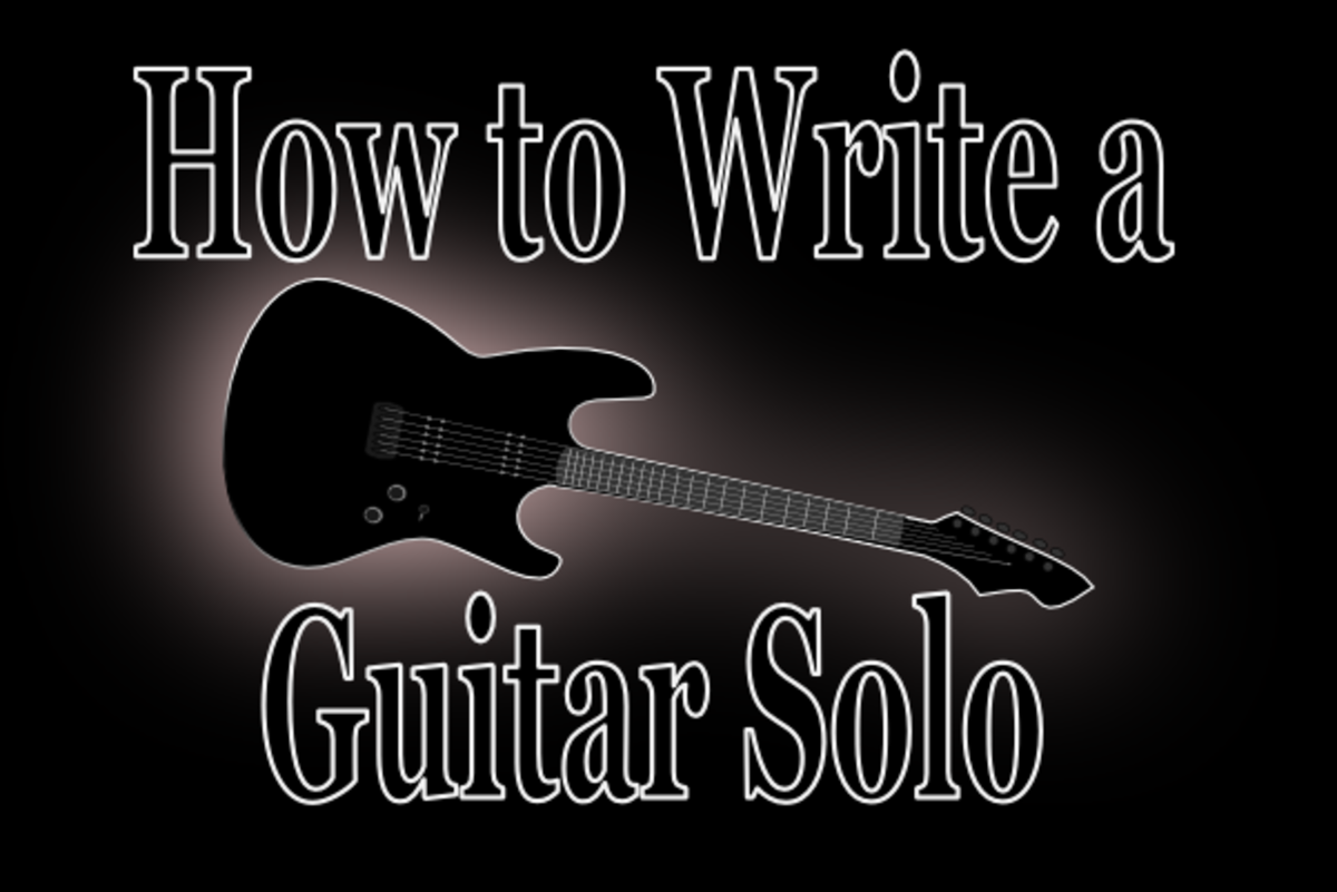 How to Write a Guitar Solo