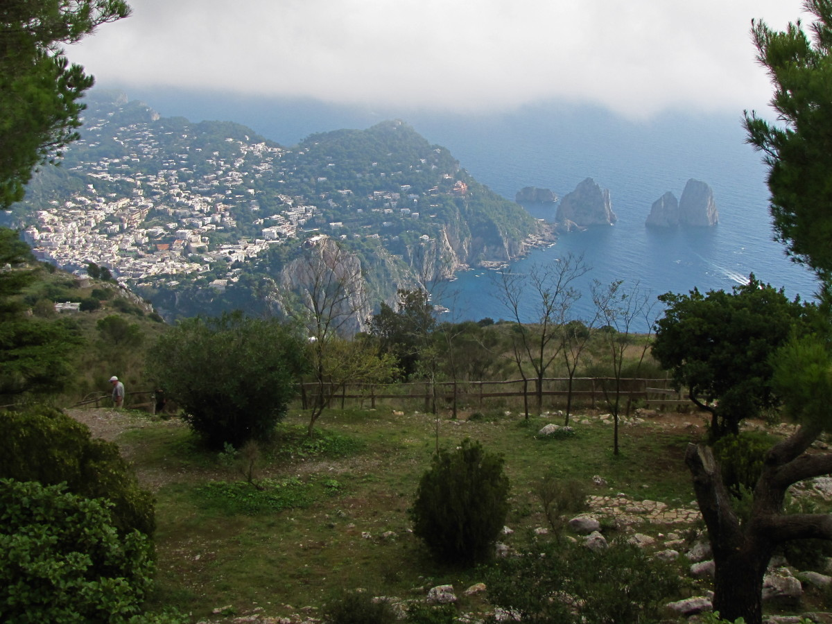 Capri Travel Guide: The Mount Solaro Chair Lift