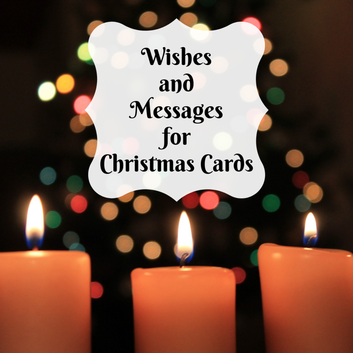 Find some ideas for meaningful messages, sayings, and wishes to write in your Christmas cards this year.
