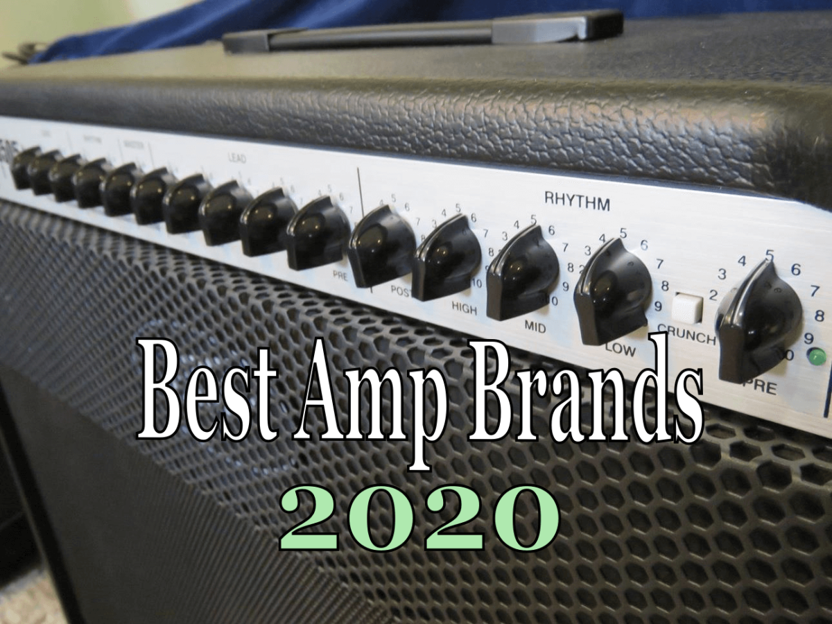 The best guitar amp brands in the world earned their reputations by building quality gear.