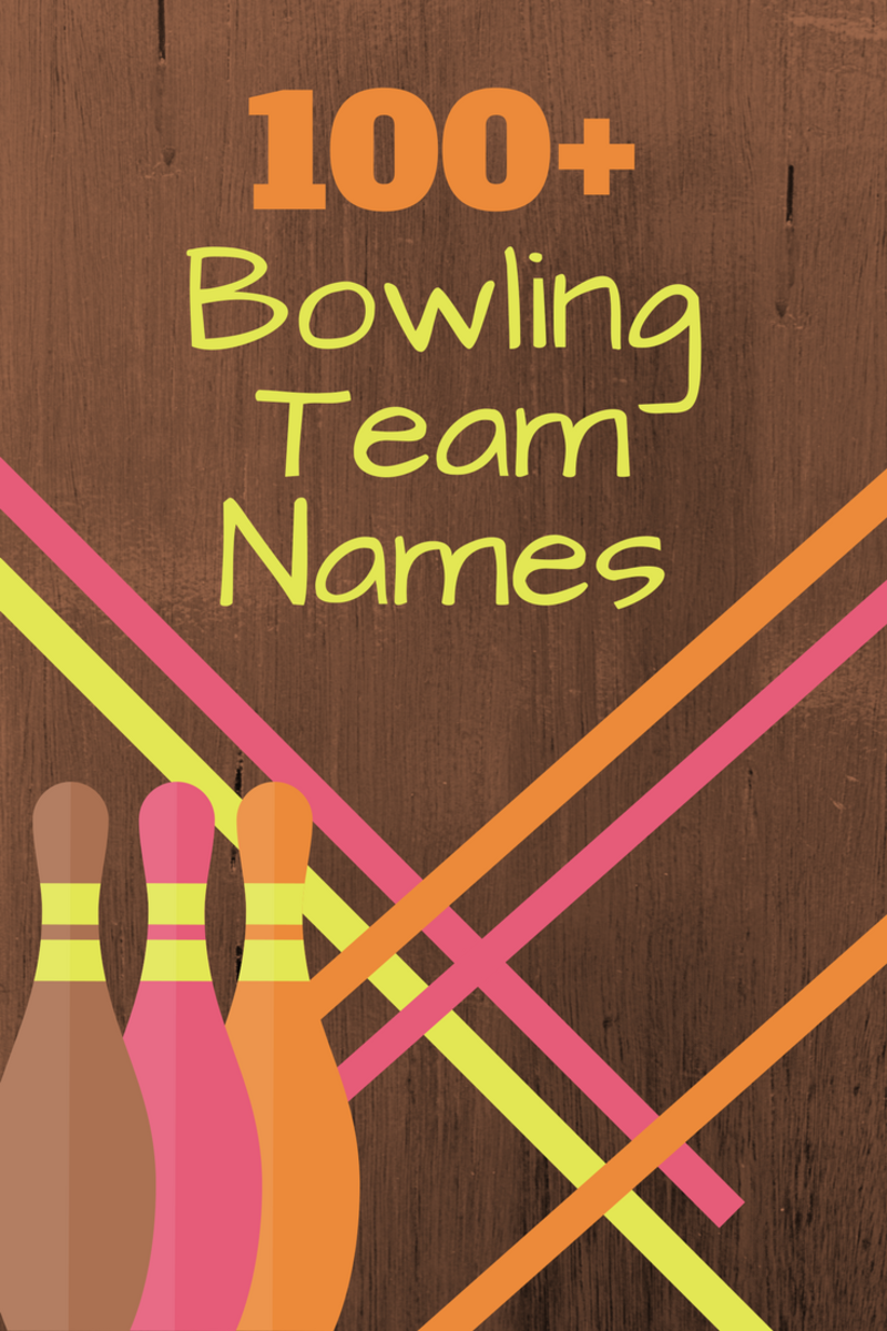 100+ Bowling Team Names and League Names