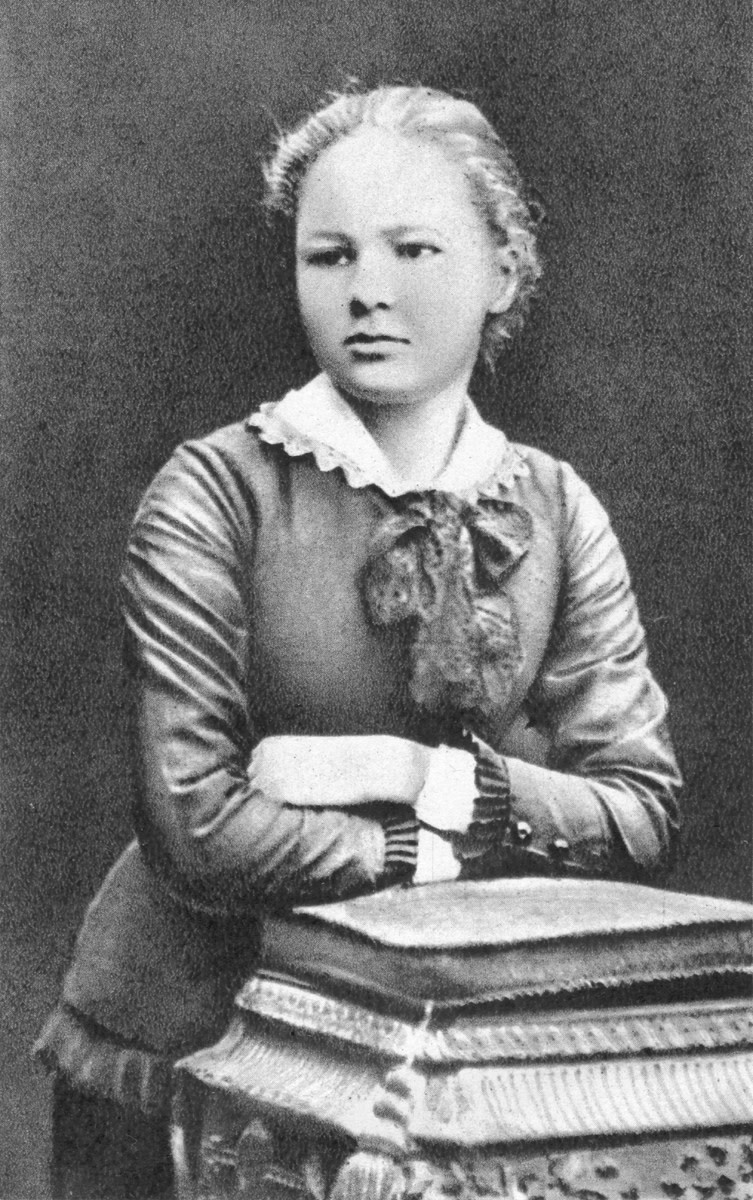 Maria Sklodowska, 16 years old