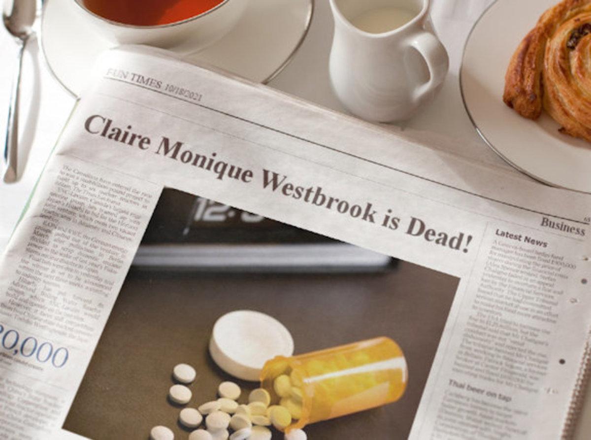 Requiem for Claire 5
