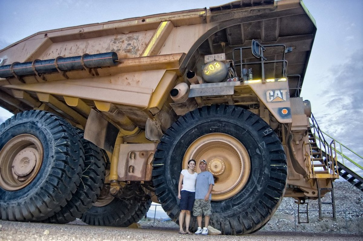 What is the Largest Vehicle in the World? | 5 Monstrously Massive Machines