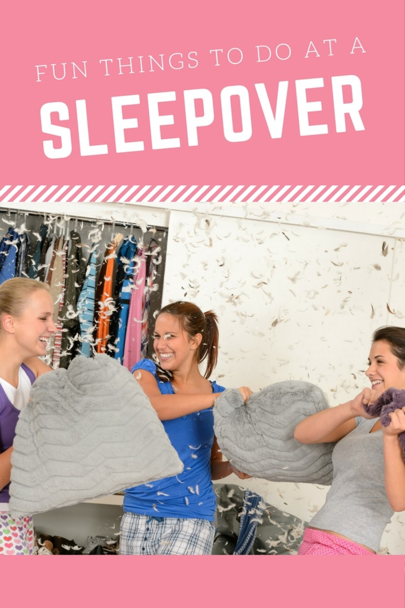 10 Fun Things To Do At A Sleepover Holidappy