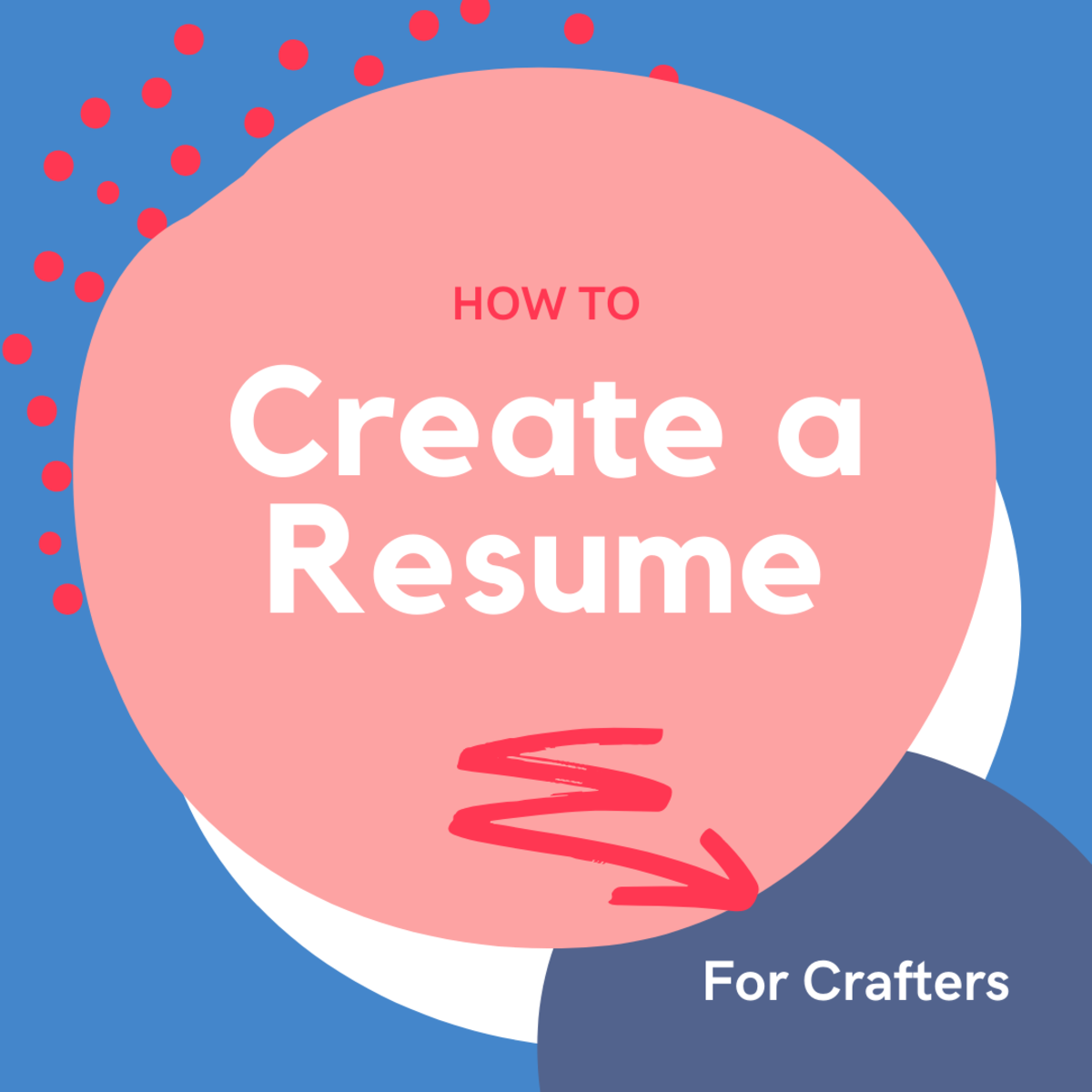 Learn how to craft a resume for crafters!