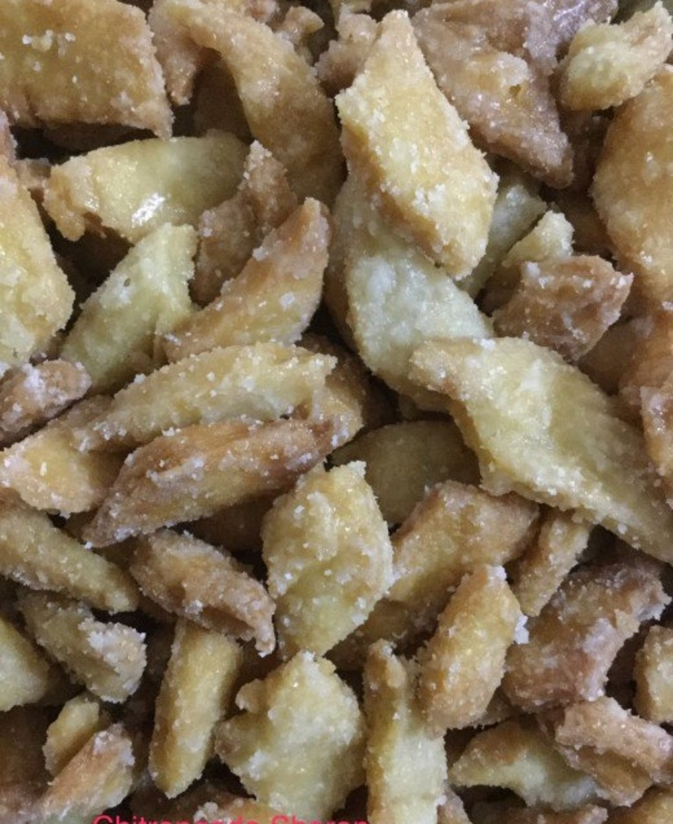 How to Make Shakarpara: An Indian Wedding and Festival Sweet
