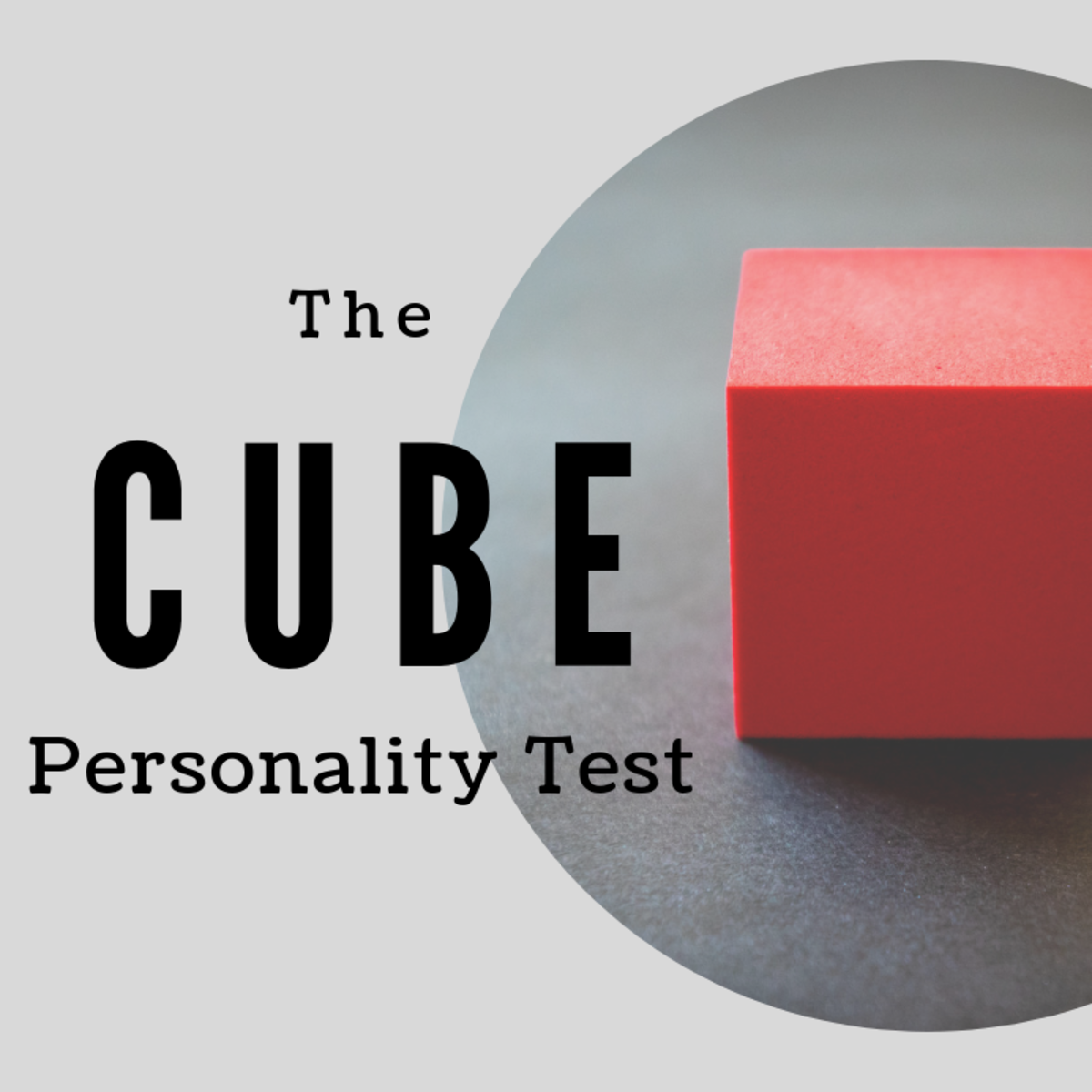 Personality Test: The Field, Cube, Ladder, Horse, and Flower Question