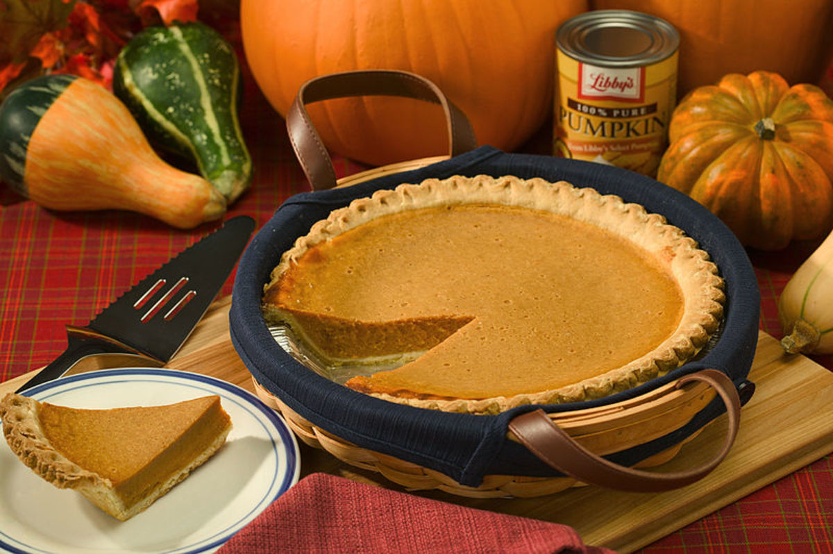 The Best Pumpkins for Pumpkin Pies