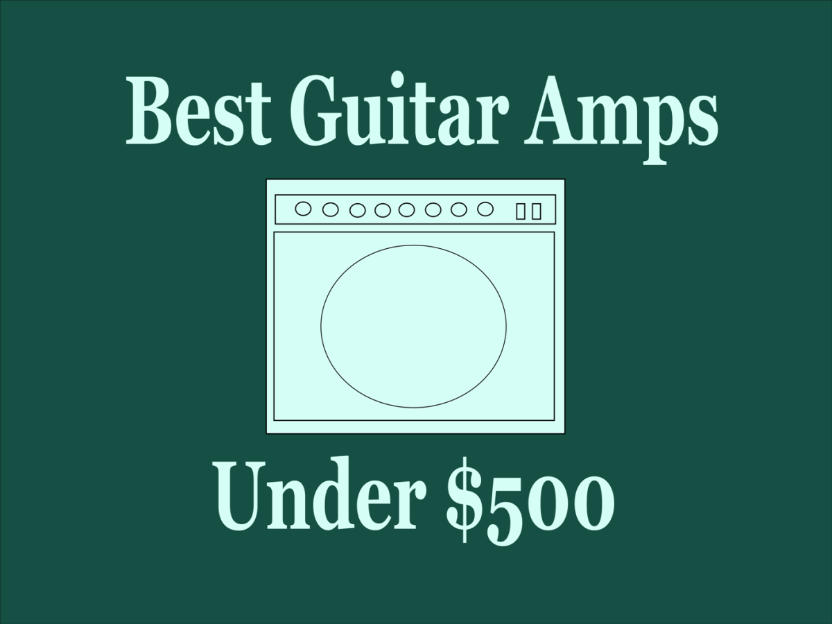 12 Best Guitar Amps Under $500: Solid-State, Tube & Modeling