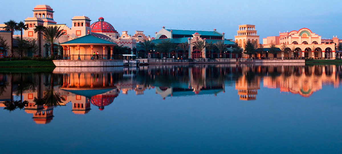 Walt Disney World Resorts: Moderate