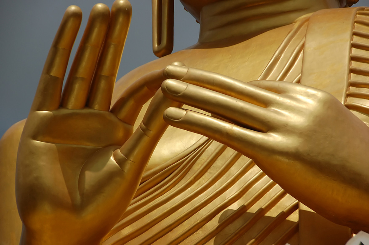 A Basic Guide to Hand Mudras
