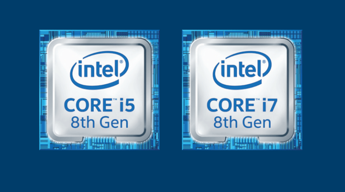 Laptop Processor Comparison: Intel Core i5 vs i7 (8th Gen & 7th Gen)