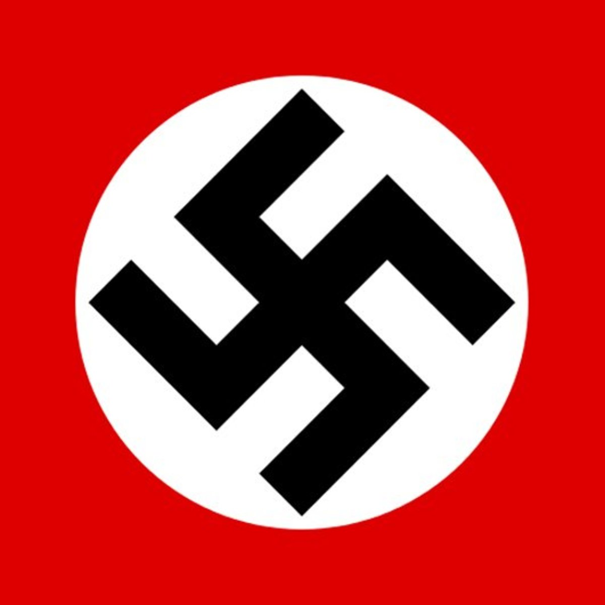 The Nazi Swastika - a one time symbol of good debased beyond redemption?