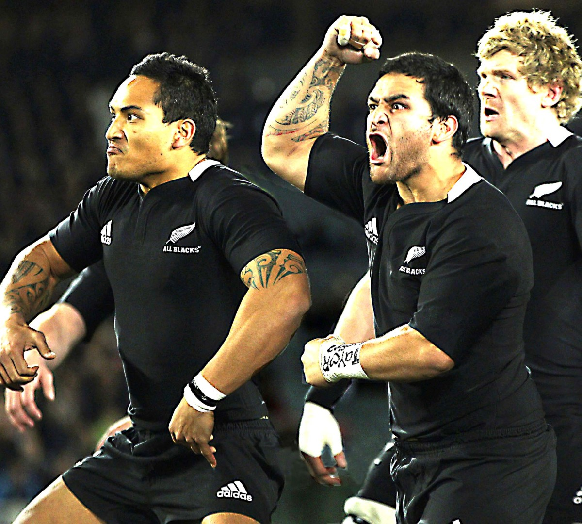 The New Zealand 'All Black' Haka - The Great War Dance and Sporting Spectacle