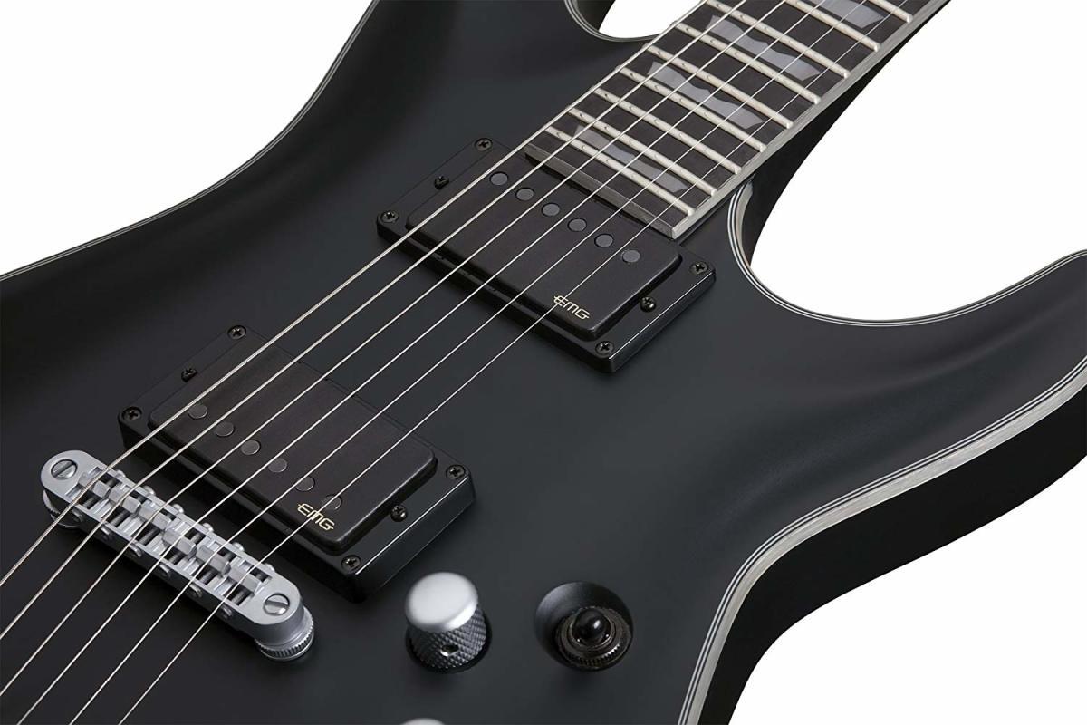 Schecter Guitars Review: C-1 Platinum vs. Hellraiser vs. Omen 6