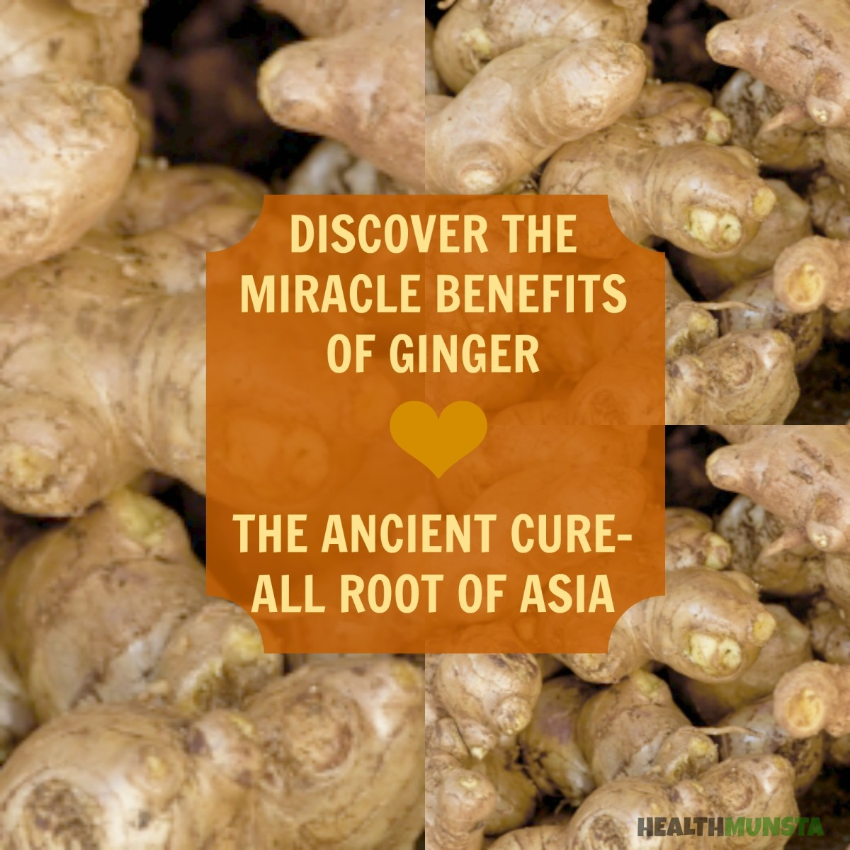 10 Health Benefits of Ginger, the Ancient Cure-all Root of Asia