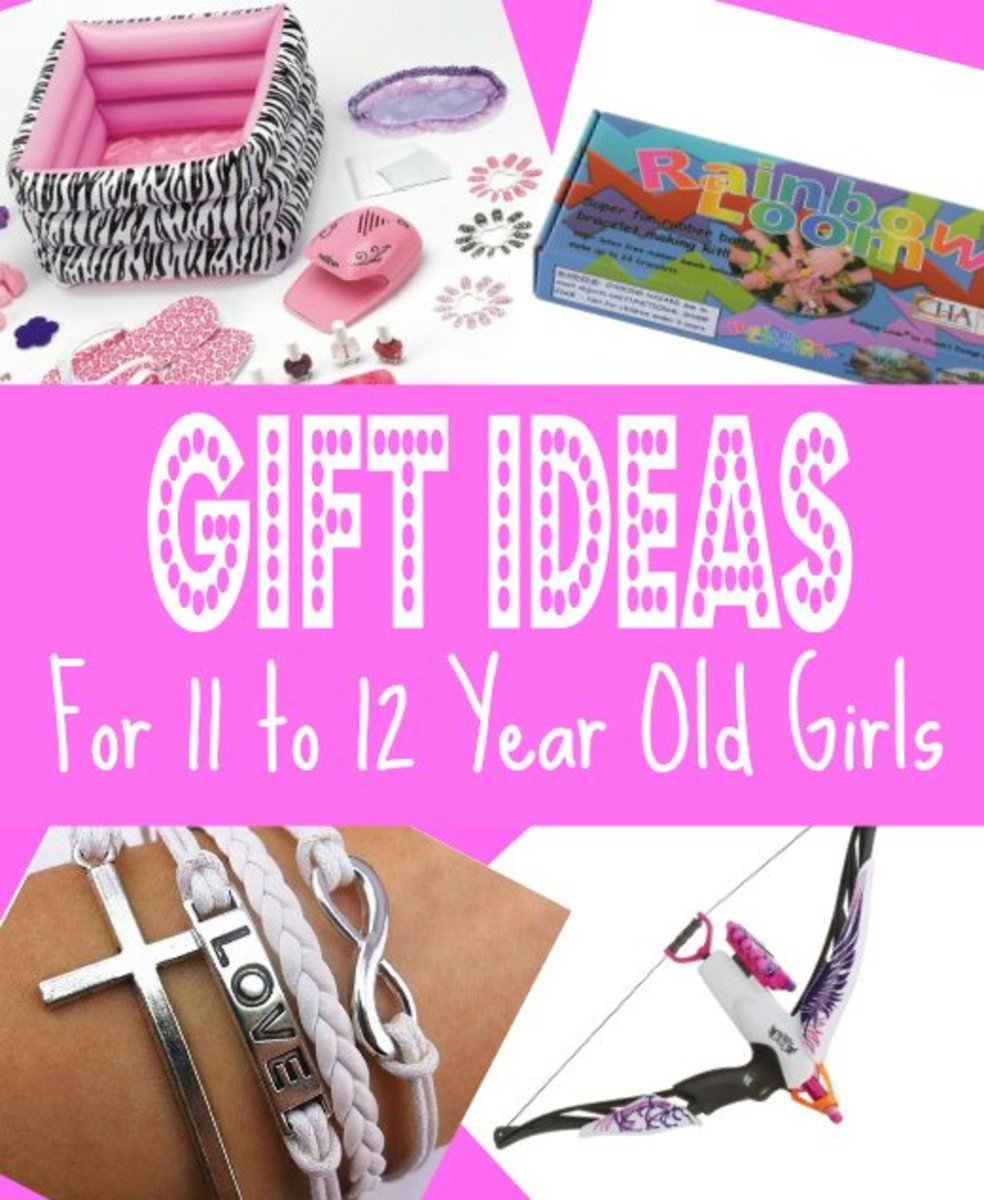 Top Gifts & Toys for 11- to 12-Year-Old Girls