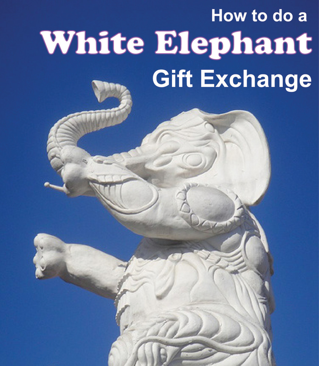 White Elephant Gift Exchange for a Fun and Frugal Christmas Party
