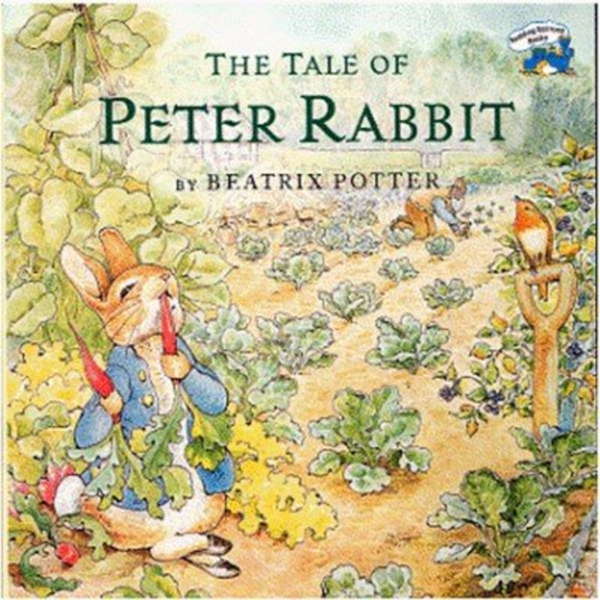 """The Tales of Peter Rabbit,"" written and illustrated by English children's writer Beatrix Potter."