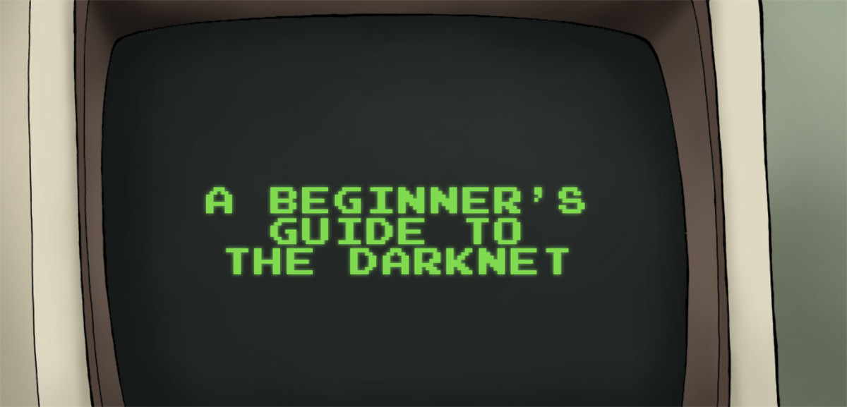 Hidden beneath the surface of the internet is the darknet.
