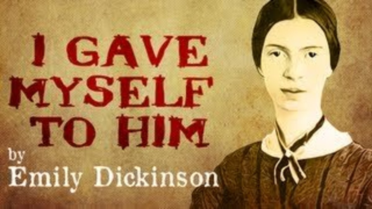 An Analysis of Marriage and Gender Roles in Emily Dickinson's Poetry and Life