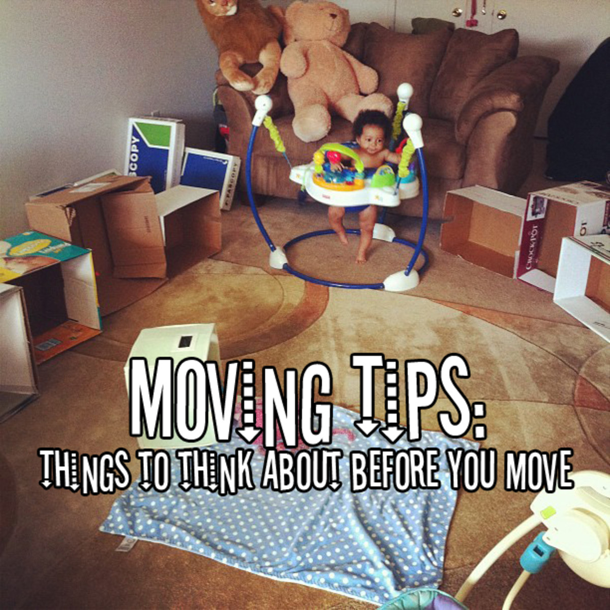 Things to consider before you move.