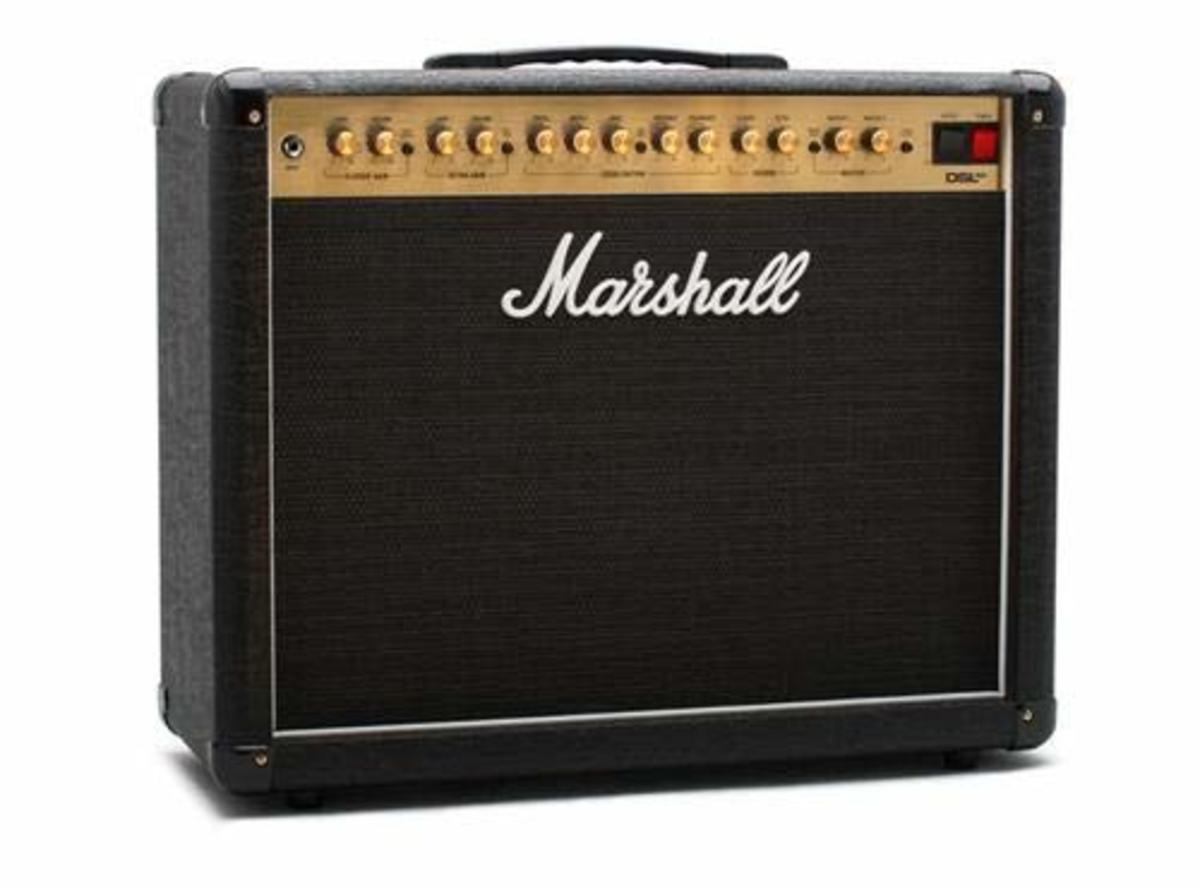 The Marshall DSL40 is one of the best tube amps under $1000 out there.
