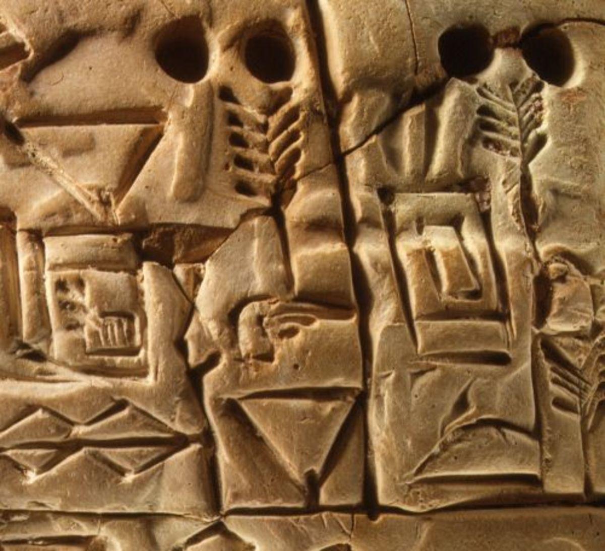 The Origins Of Writing
