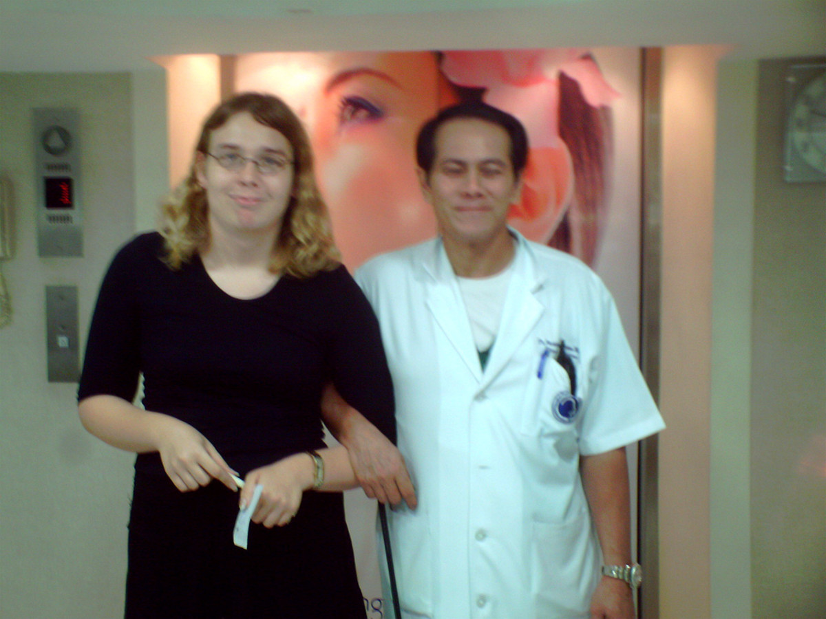 Sex Reassignment Surgery in Bangkok: My Experience