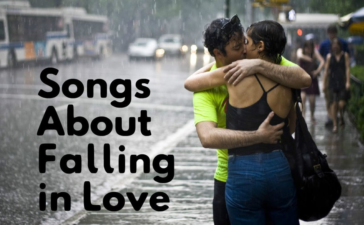 Top songs about falling in love