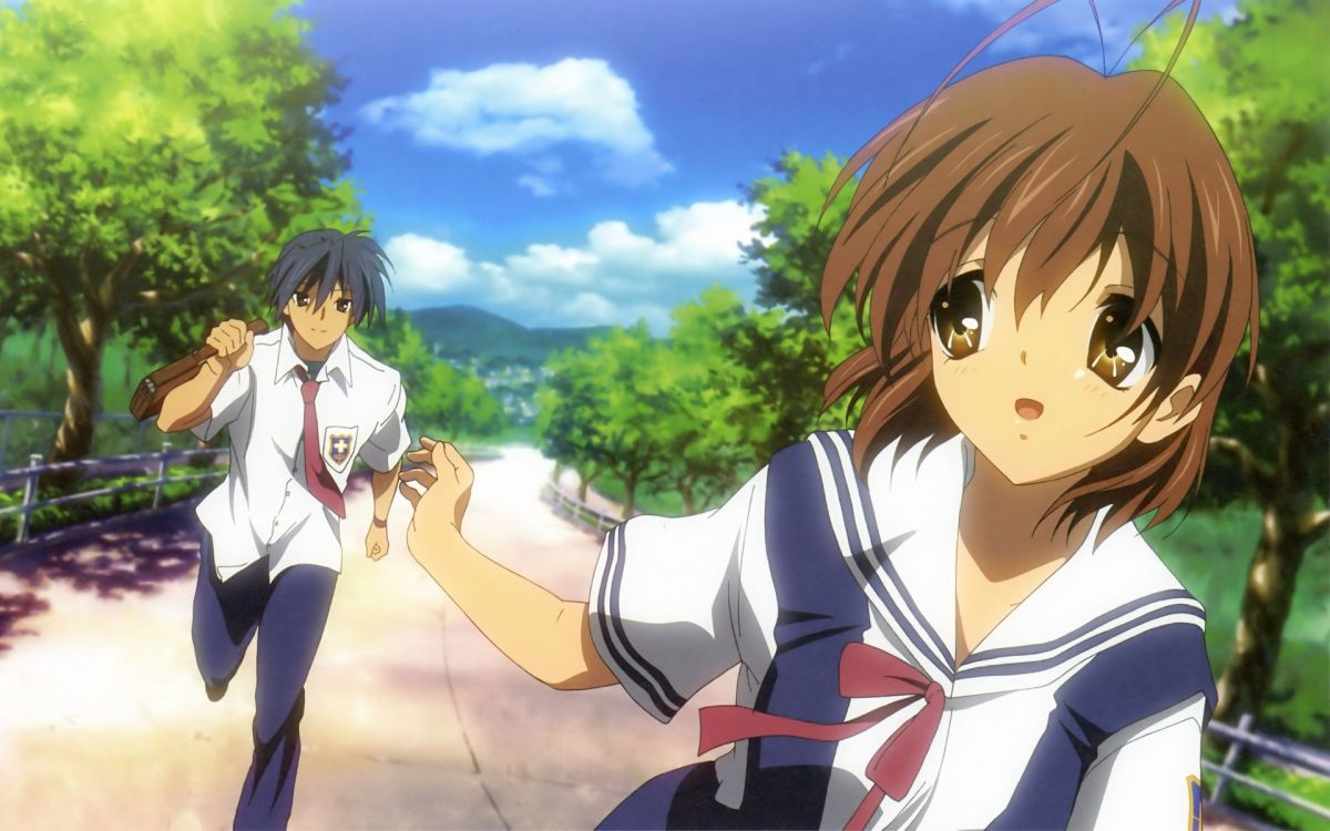 "8 Anime Like ""Clannad"""