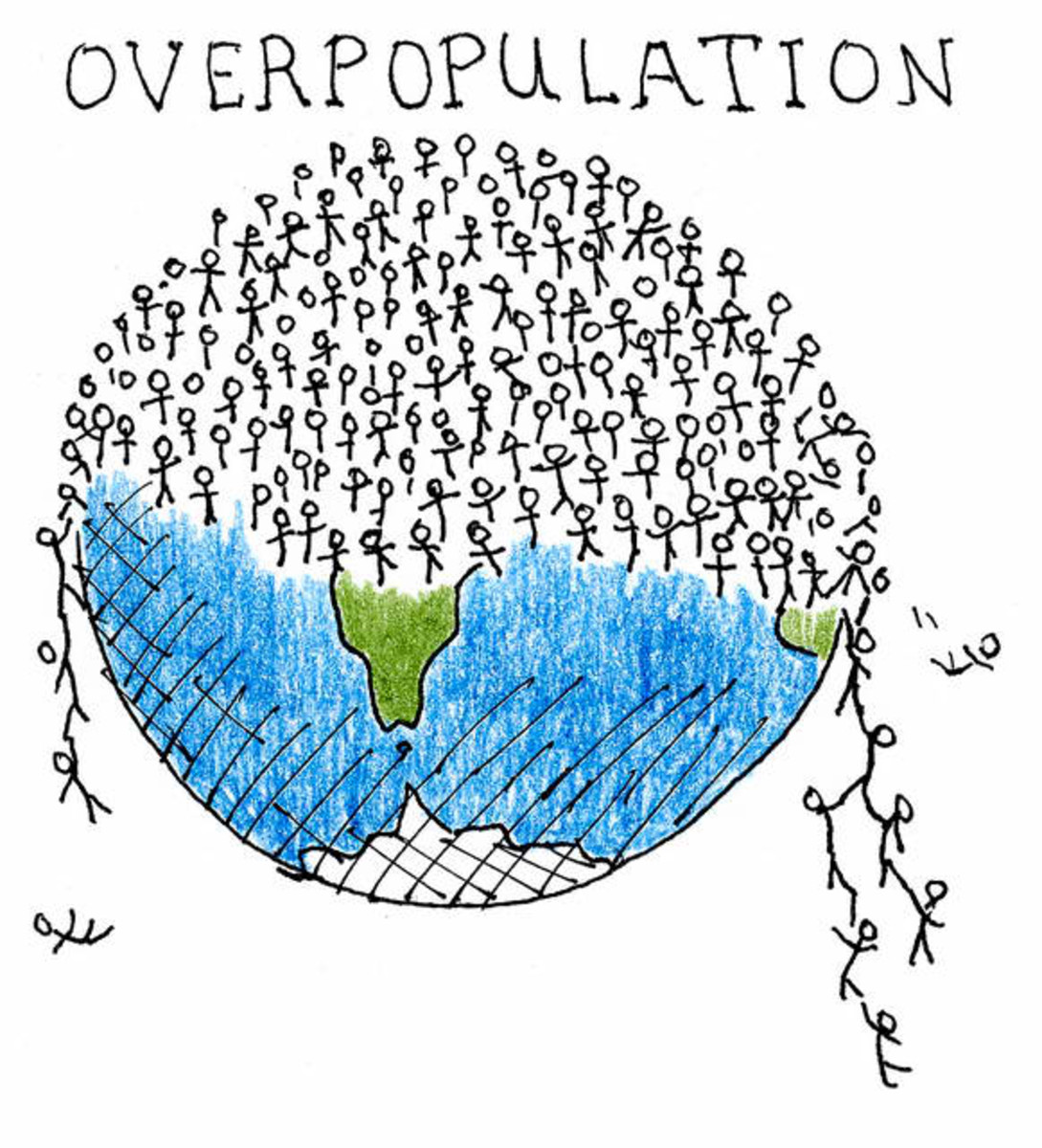 Human Overpopulation: Its Causes, Effects and Possible Solutions