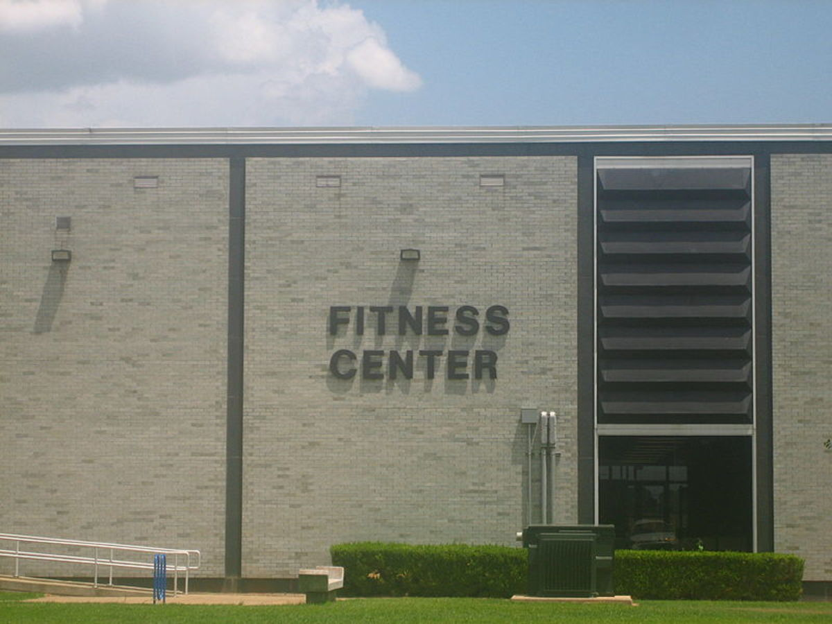 LSUA (Louisiana State University) Fitness Center, Alexandria, LA