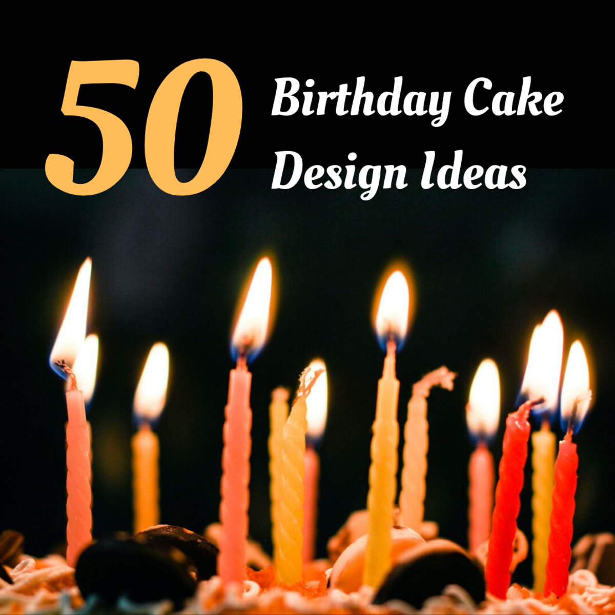 Look through some beautiful birthday cake designs for kids and for adults, and get inspired to decorate your next cake.