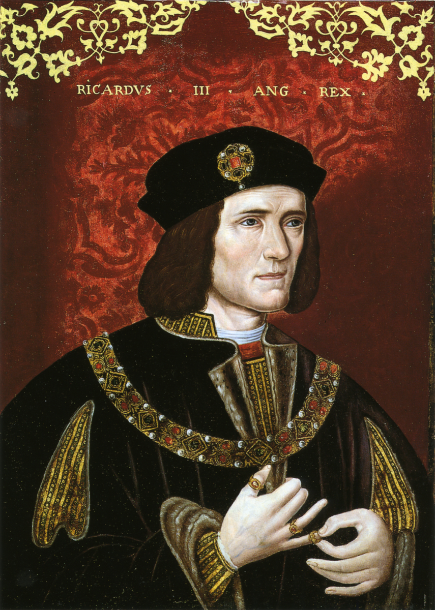 King Richard III of England, 1452-1485