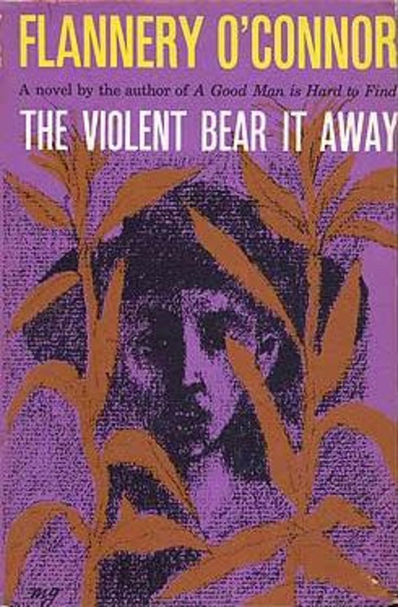 the concept of journey in the violent bear it away by flannery oconnor An analysis of flannery o'connor's novel the violent bear it away and the   the violent bear it away, it is vital to have a good idea of what symbols  even  more specific is the possibility that francis's spiritual journey is an.