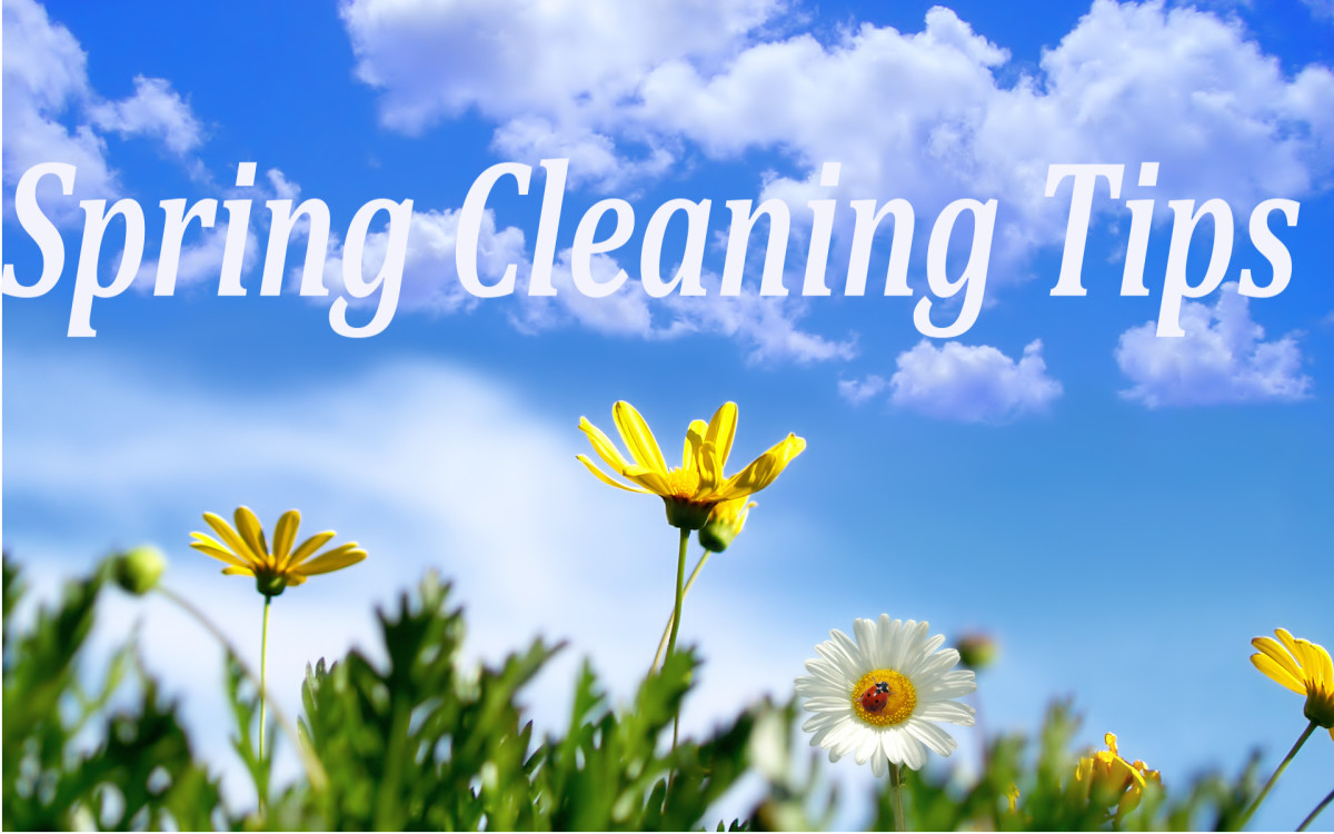 Spring Cleaning 101: Tips and Tricks